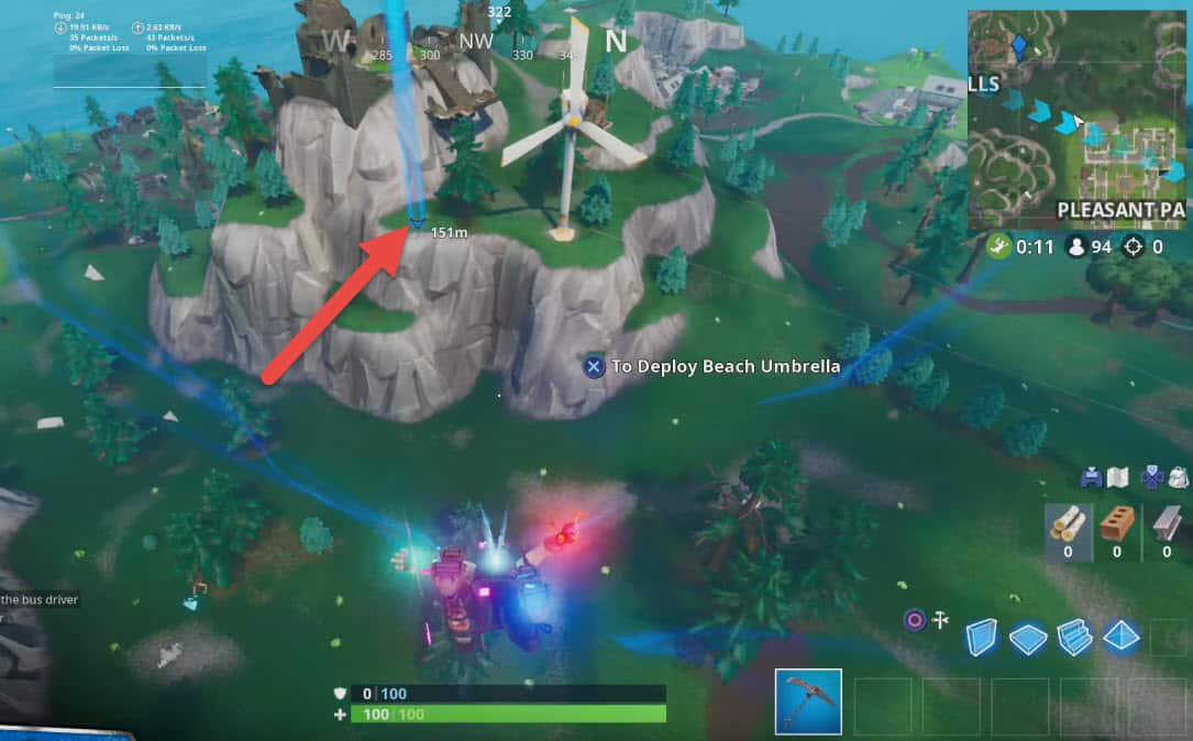Week 5 Battle Star Location Guide (Utopia Challenges)