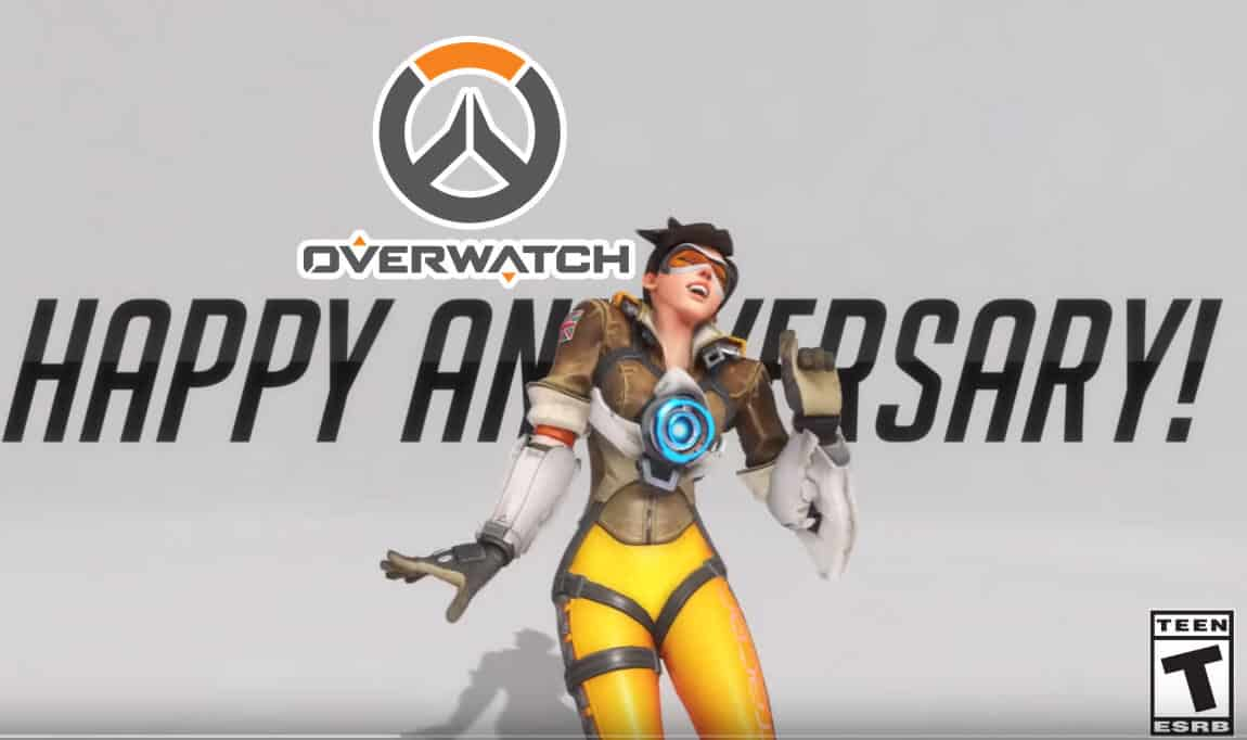 Welcome to 2019's Overwatch Anniversary Event