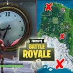 All Fortnite Clock Locations