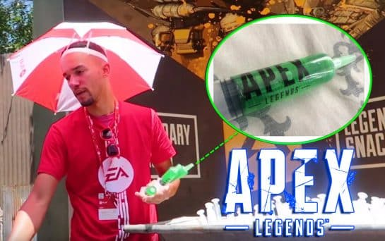 Apex Legends Merchandise from EA PLAY For Sale Collectibles