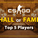 CSGO Hall Of Fame Top 5 CSGO Players Of All Time