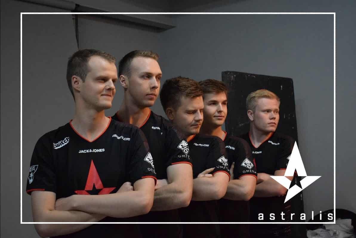 Can Astralis Reclaim The Number One Spot CSGO esports