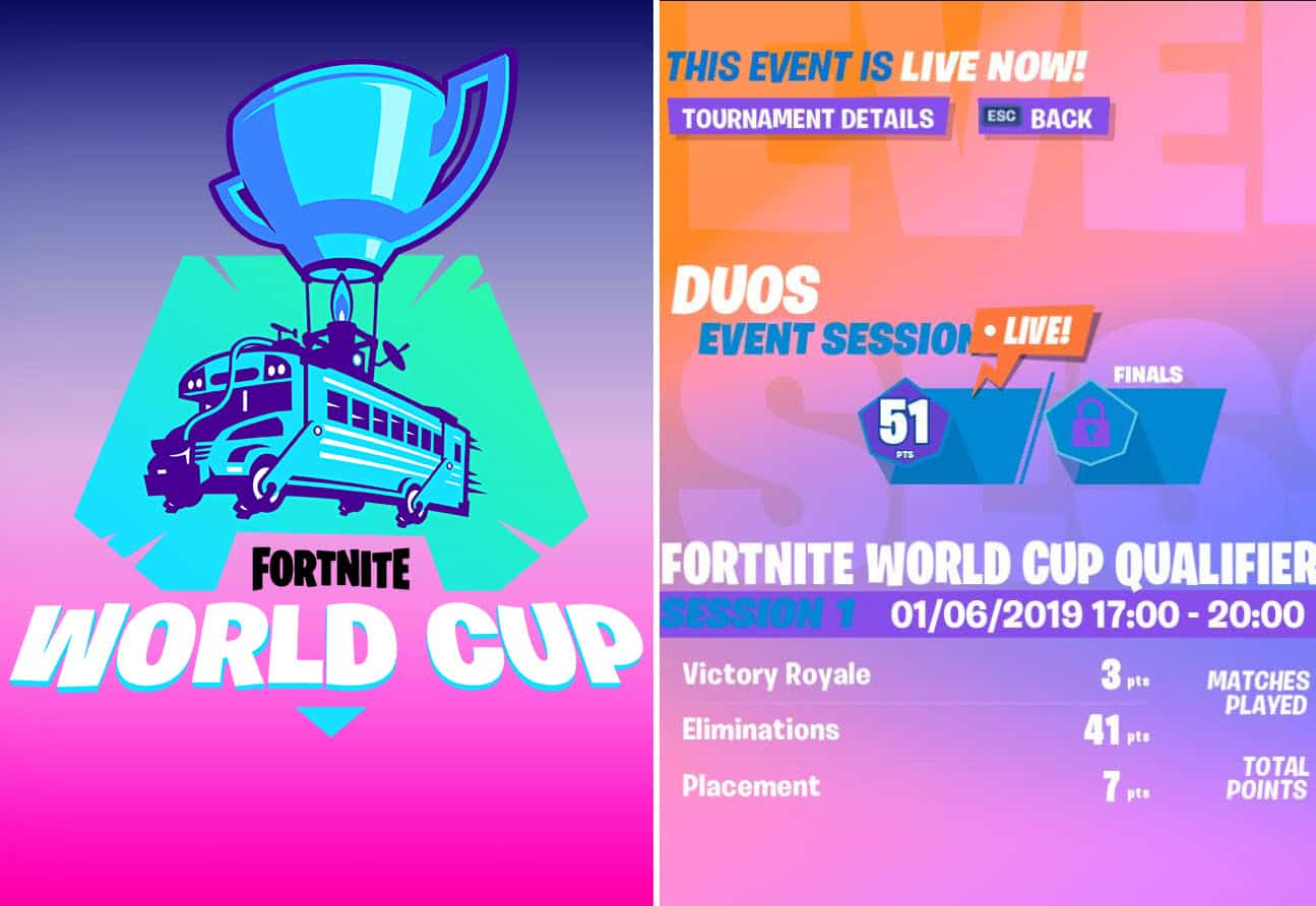 Derox and Itemm Set World Record With 41 Kills Fortnite World Cup