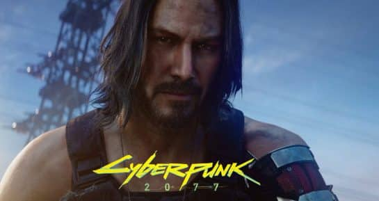 E3 News 2019 Keanu Reeves in Cyberpunk 2077
