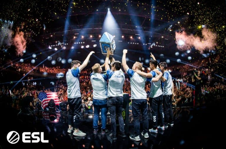 EPL Season 9 Champions Team Liquid
