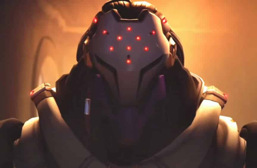 Evil Omnic Character Overwatch