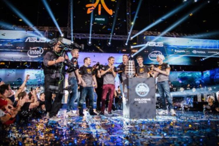 FNATIC first back-to-back Major champions esports CSGO