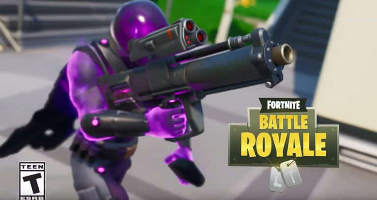 Fortnite Proximity Grenade Launcher Is Here