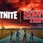Fortnite Stranger Things Event Battle Royale 80s Battle Royale