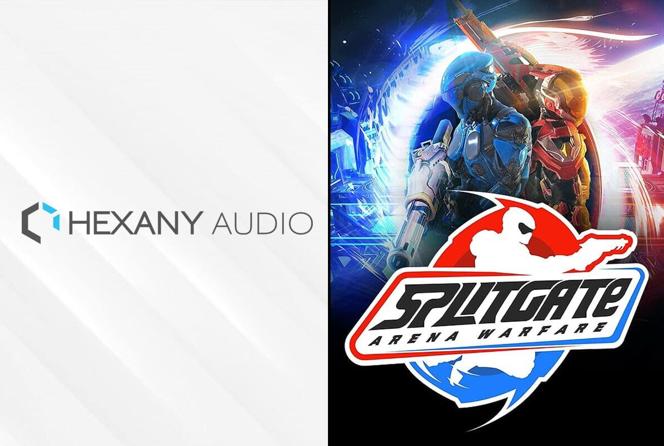 Interview With Hexany Audio - Studio Behind The Sound For Splitgate Arena Warfare