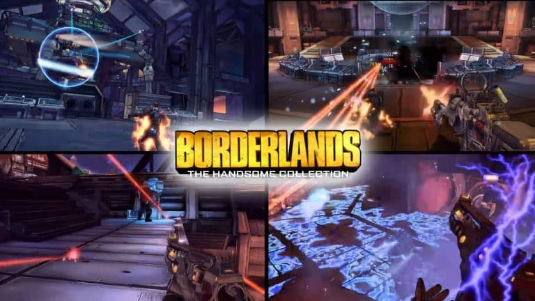 June 2019 Free PS Plus Games Borderlands The Handsome Collection