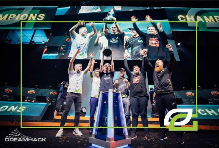 OpTic Outlasts Team Ancient To Win DreamHack Open Summer 2019