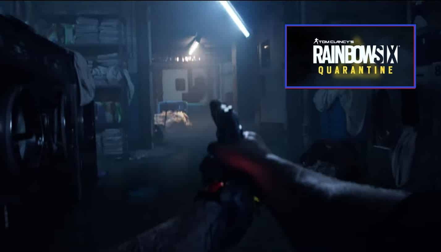 Rainbow Six Quarantine Co-Op Game Coming in 2020