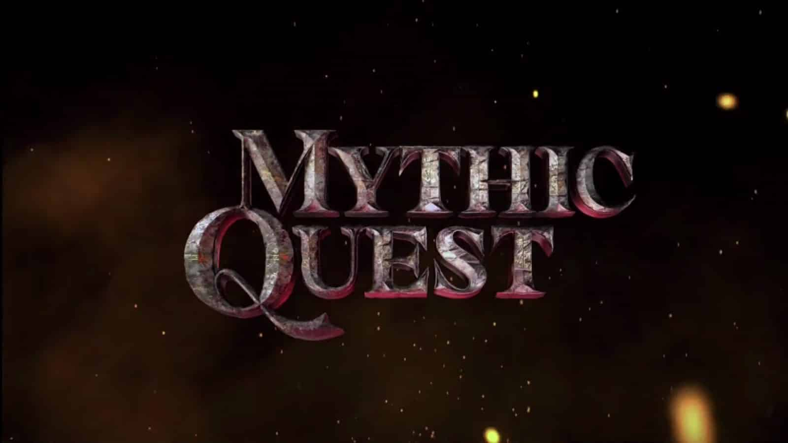 Rob McElhenney Announces Mythic Quest A Gaming Company Based TV Series
