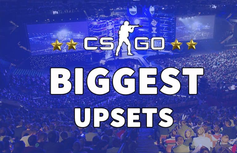 The Biggest Tournament Upsets In CSGO History