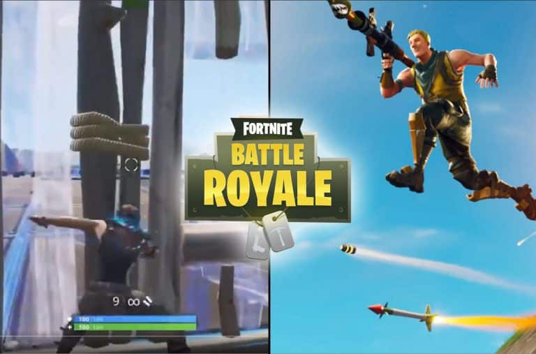 This Insane Fortnite Trick Will Help You Win More Battles