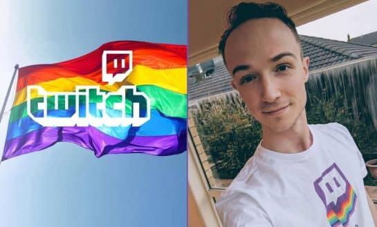 Twitch Streamer Gives Troll A Reality Check On Last Day Of Twitch Pride Month