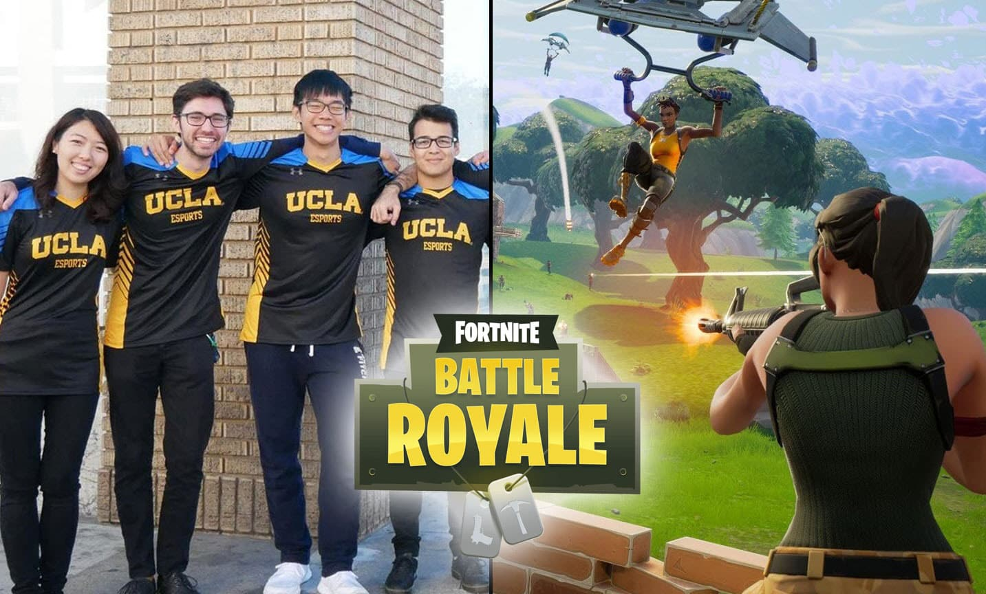 UCLA Esports Removes Fortnite From Their Upcoming Season