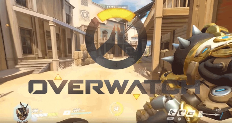 Unexpected Error Hits Overwatch's Hollywood Map