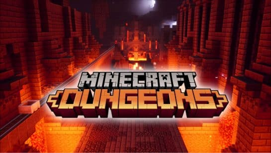 Xbox Conference Minecraft Dungeons Coming in 2020