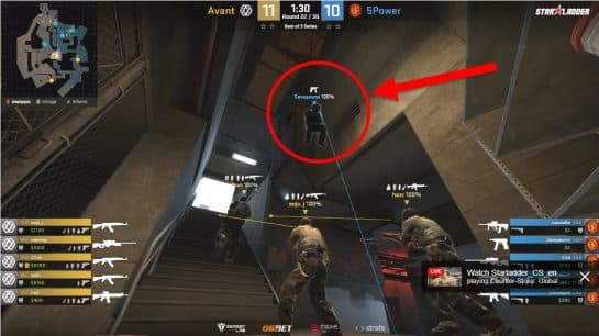 5Power Discovers Controversial Pixelwalk Overpass Boost CSGO Esports