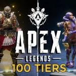 All 100 Tiers And Weapon Skins In Apex Legends Season 2 Battle Pass