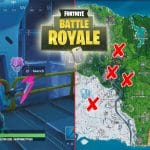 All Fortnite Helmet Locations