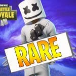 All Fortnite Rarest Skins
