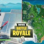 All Fortnite Solar Array Locations In The Snow, Dessert and Jungle