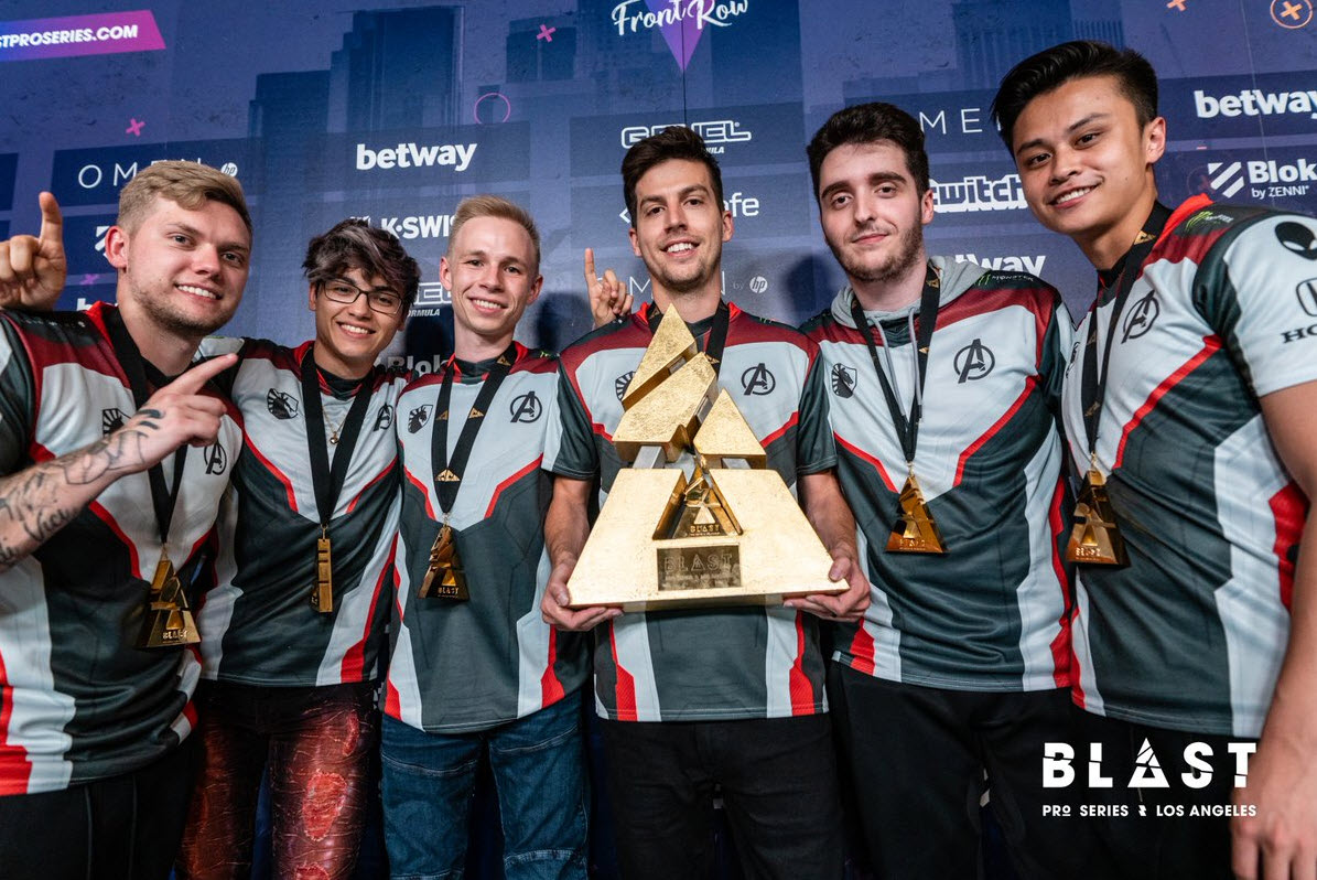 BLAST Pro Los Angeles Champions Team Liquid Finally Wins BLAST Pro Title