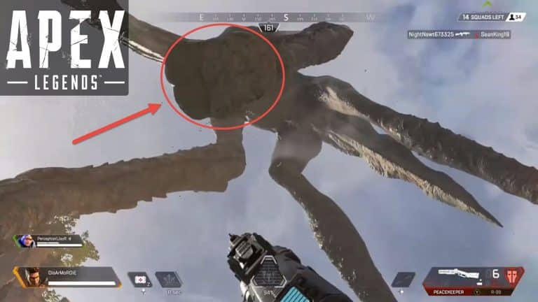 Can The Leviathan Crush You With Their Leg Stomp In Apex Legends 2