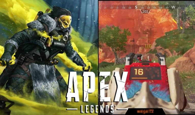 Cheater Gets Banned Live During Apex Legends Match. The Devs Are Watching