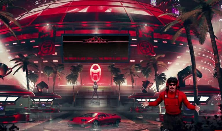 Dr Disrespect Rages Over Apex Legends