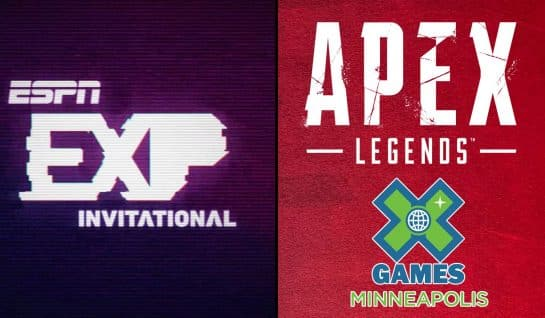 EXP Invitational Apex Legends Esports Teams Announced For X Games