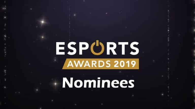 Esports Awards 2019 Nominees Announced