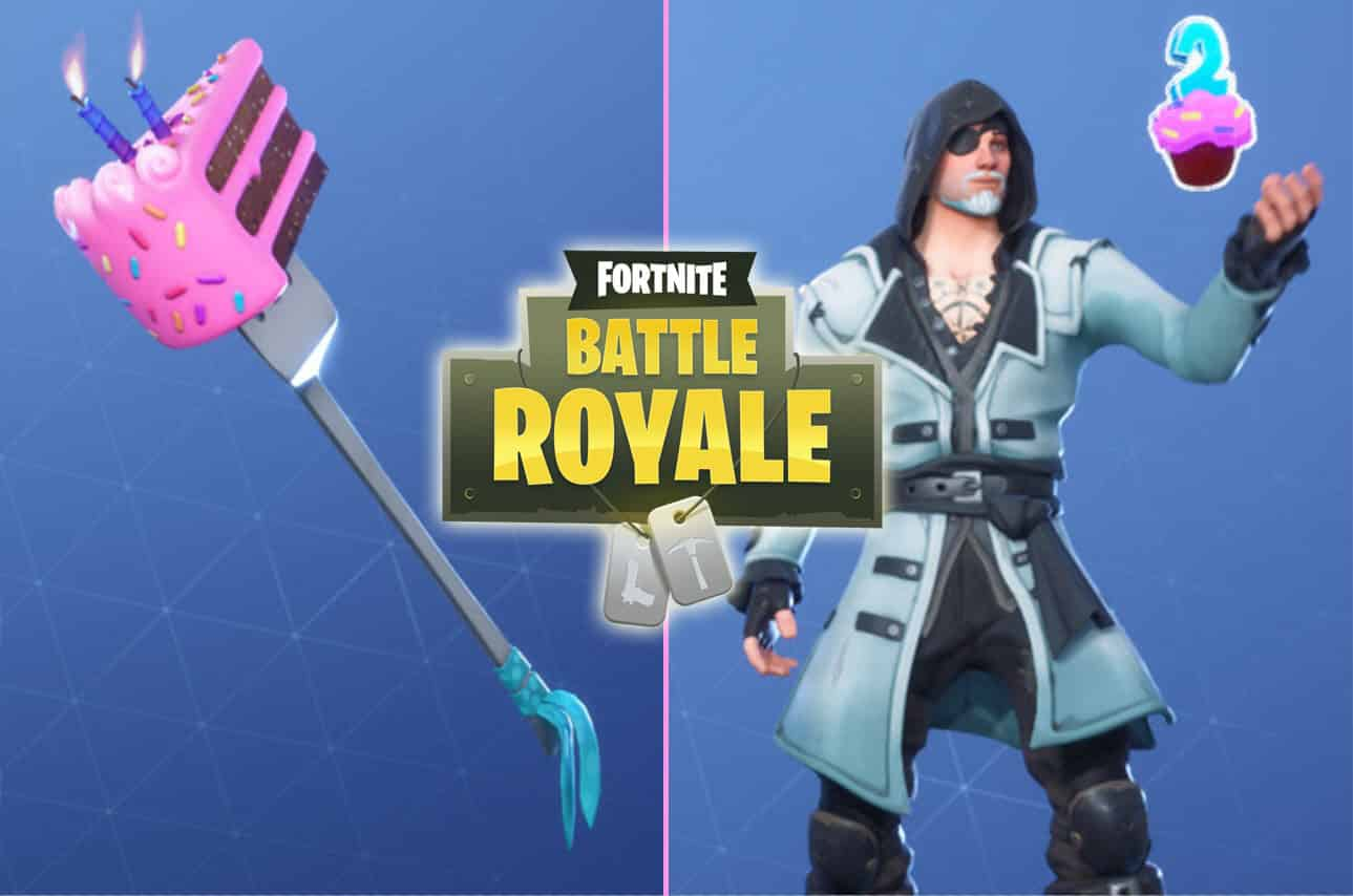 Fortnite 2nd Birthday Guide All Challenges, Skins and Start Date