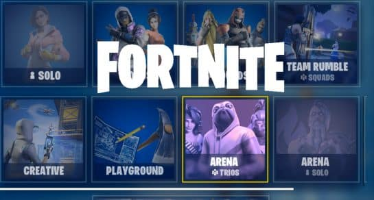 Fortnite Arena Trios is Live Now