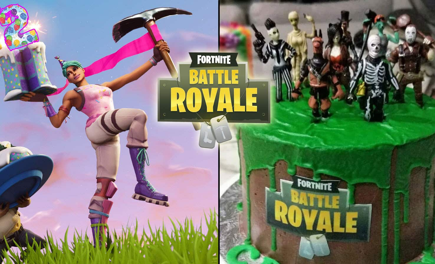 Fortnite Birthday Event Challenges and Rewards
