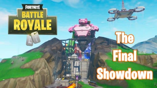 Fortnite Event The Final Showdown