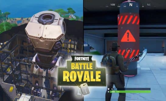 Fortnite Season 10 Theories And A Massive Robot