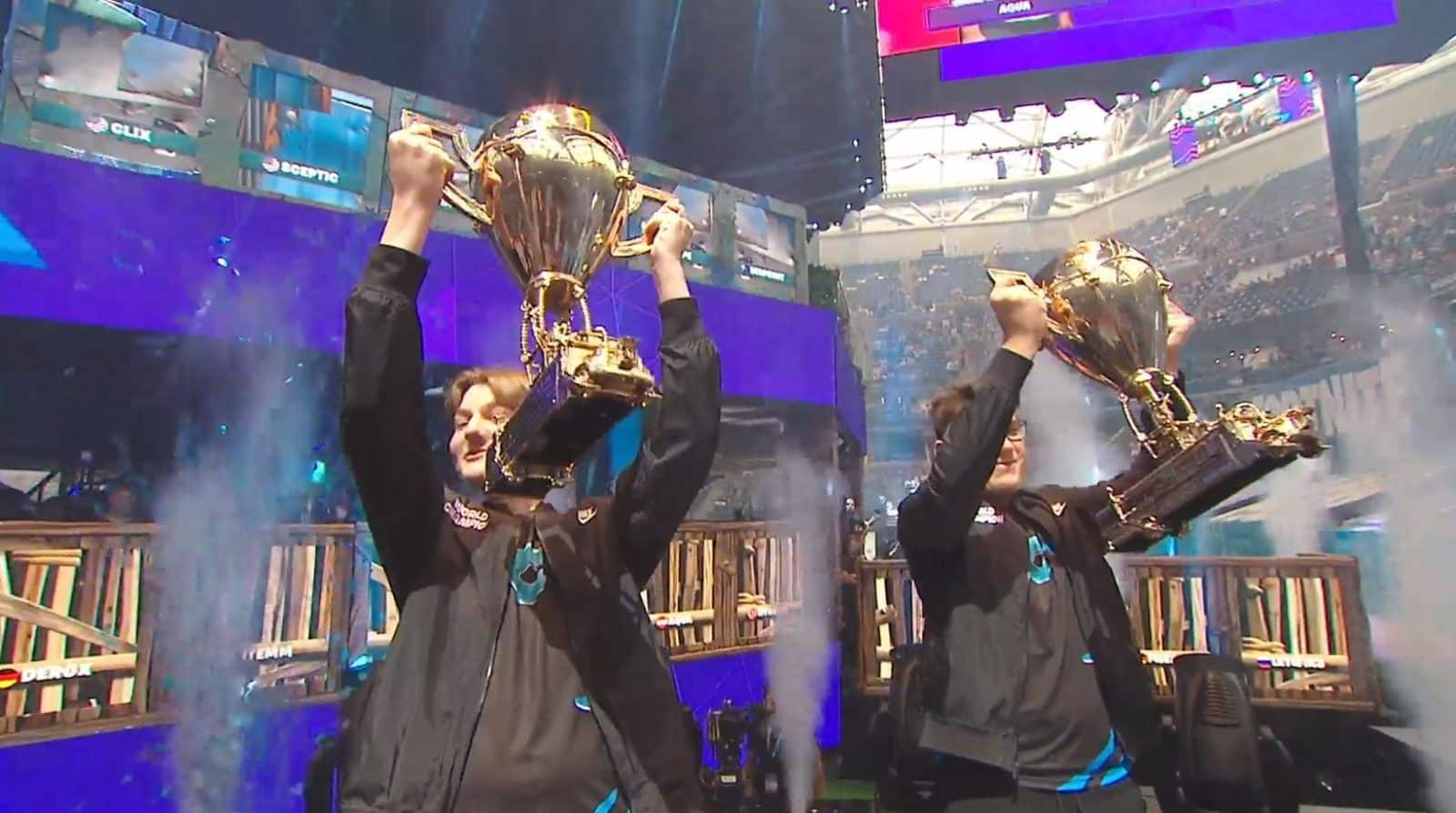 Fortnite World Cup Finals Duos Winners Results and Recap Champions