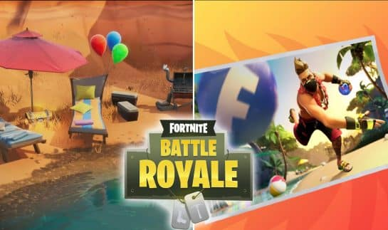 How To Complete The Fortnite Water Balloon Challenge