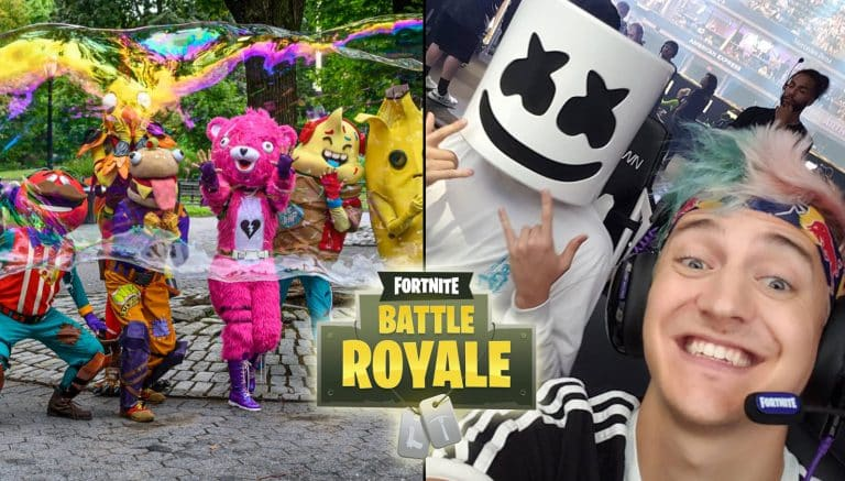 Ninja Makes A Promise For The Next Fortnite World Cup