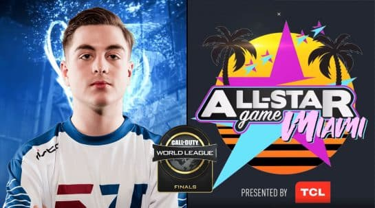 Simp Impresses At The CWL Miami All Star Game