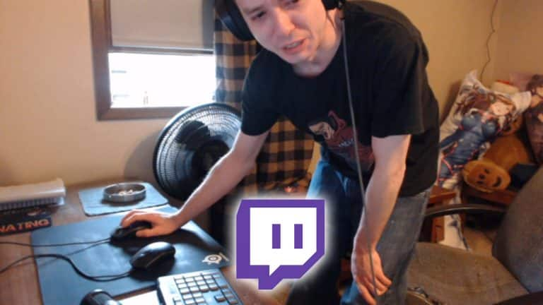 Streamer Plans On Quitting Twitch After Coming Back From Ban