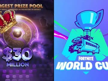 TI9 Dethrones Fortnite For Largest Price Pool In Esports History