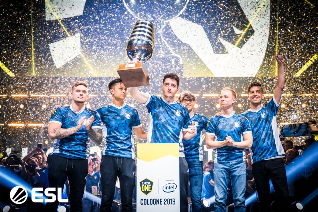 Team Liquid Wins ESL One Cologne 2019 And Intel Grand Slam