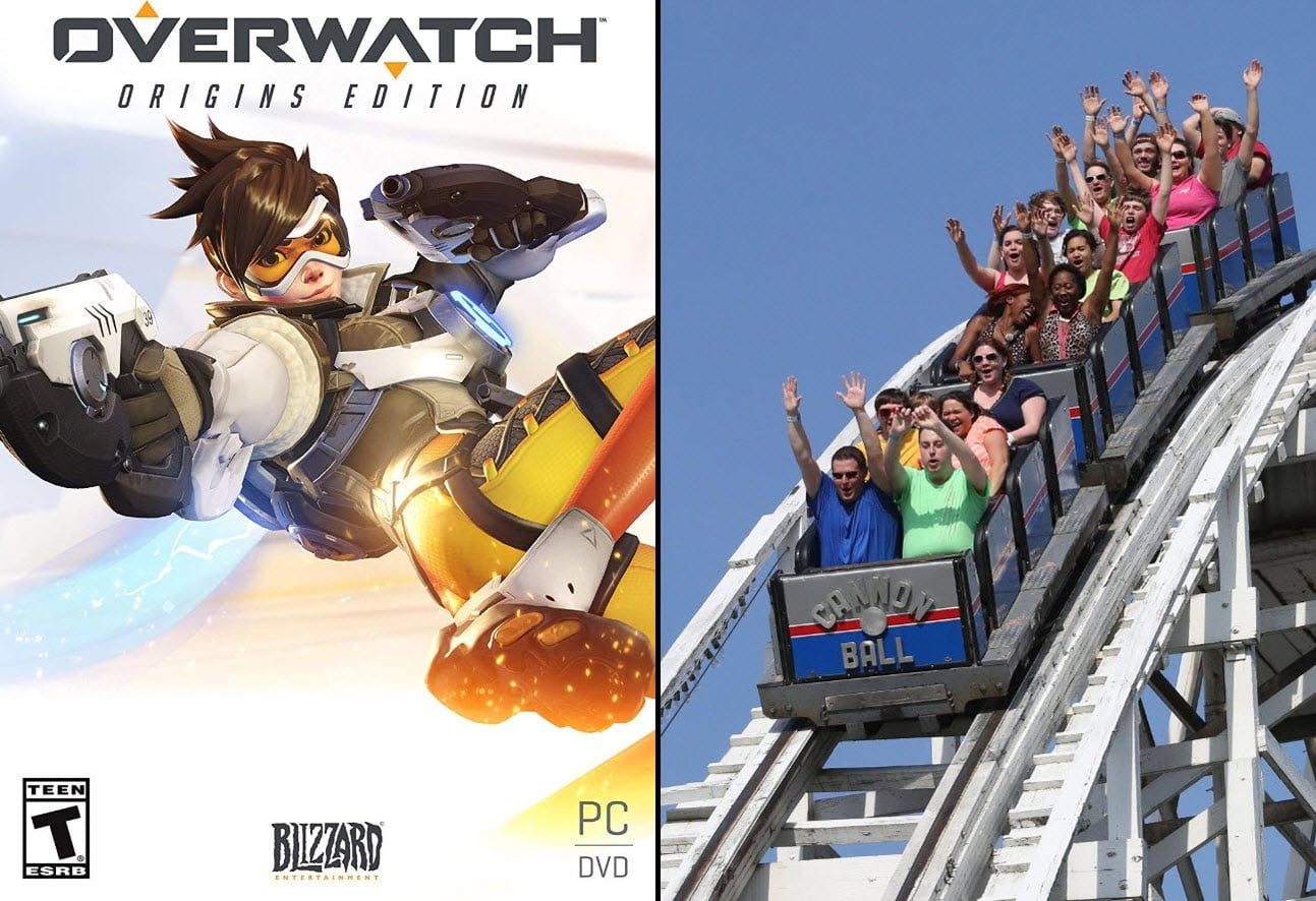 The Roller Coaster That Is Patch 1.37.0.1[Overwatch]