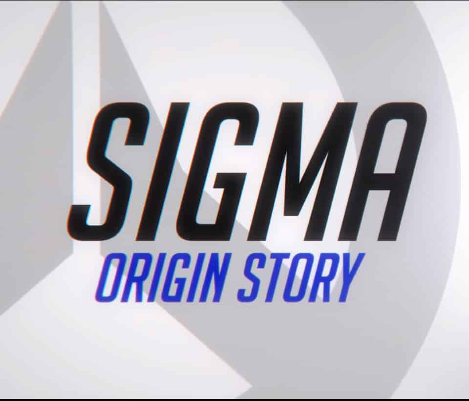 The Story Of Sigma Overwatch New Character