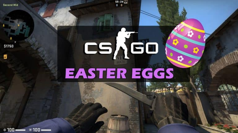 Things You Didn't Know About CSGO - Map Locations, Easter Eggs